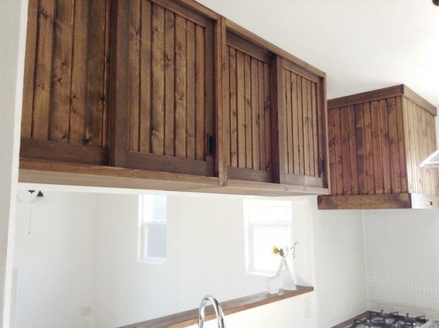 木製 吊戸