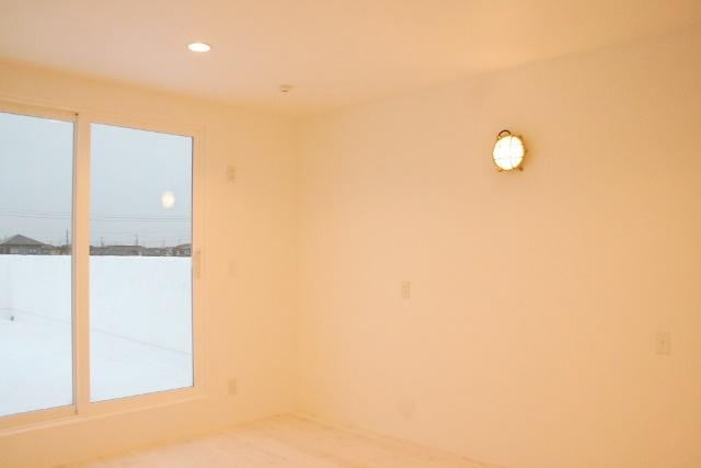 ホワイト 寝室 照明ゴーリキアイランド